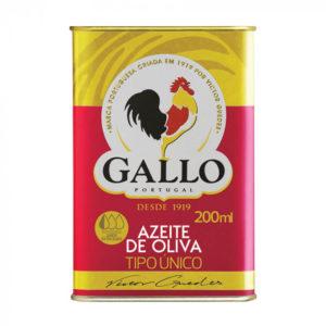 Azeite Gallo Lata 200 ml