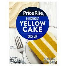Bolo Cx Yellow Cake Mix 468g