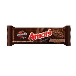 Bolacha Richester Amori Chocolate 60g