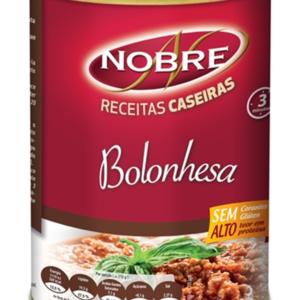 Bolonhesa Nobre 500g