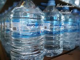 Água Bonatura 5L
