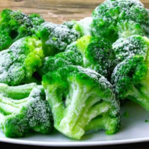 Brócolos Congelado 1kg