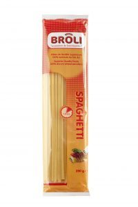 Massa Esparguete Broli 500g