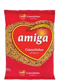 Cotovelinhos Familiar Amiga 500 g