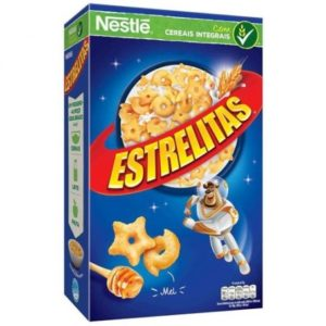 Estrelitas Mel Galaxias 550g