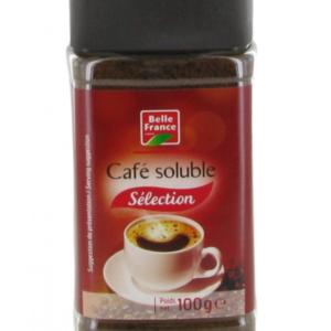 Café Soluble Belle France 100g