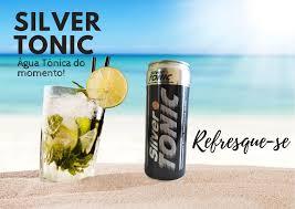 Água Tonic Silver 33ml