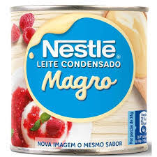 Leite Condensado Magro Nestlé 390g