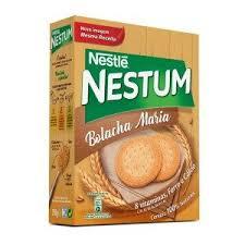 Nestum Bolacha Maria Nestle 250g