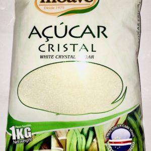 Açúcar Cristal Moave 1 kg