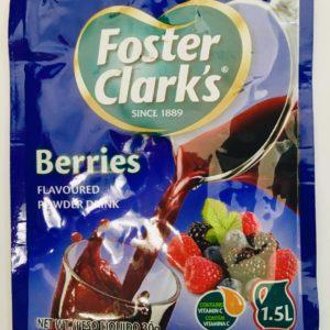 sumo foster clarks berries 30g