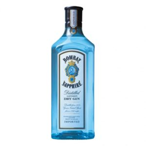 bombay sapphire azul london dry gin 70cl
