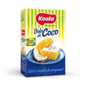 Bolo de Coco Koala 435g
