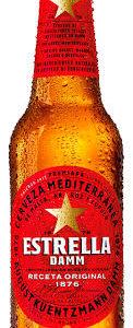 Cerveja Estrella Damm 25cl