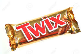 Chocolate Twix 50 g