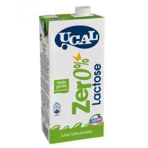 Leite Ucal 0% Lactose M/G 1L