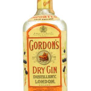 Gordons Dry Gin 75 cl