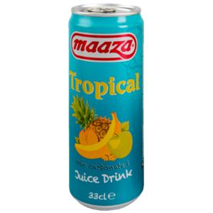 Maaza Tropical Lata 330ml