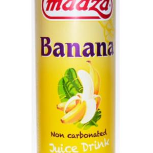 Maaza Banana Lata 330ml