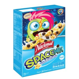 Space Mix Nacional Cereais 300 g