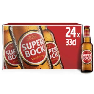 Caixa Super Bock Normal 24*25cl
