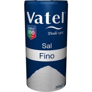 Sal de Mesa Vatel 250g