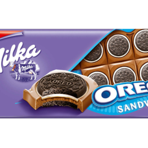 Chocolate Milka Oreo Sandwich 92g