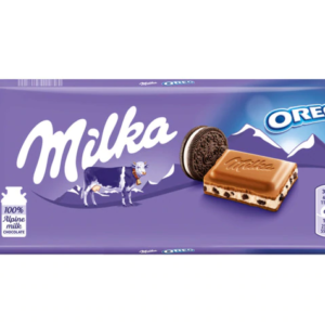 Milka Chocolate Oreo 100g