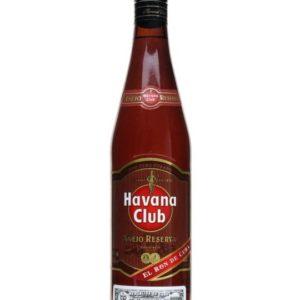 Havana Club Anejo Reserva 75 c l