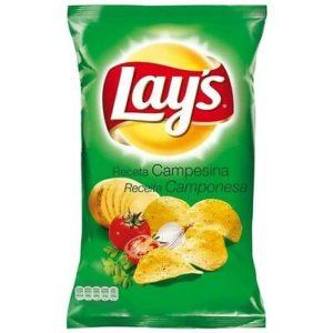 Batatas Fritas Lay's Campesina 44 g
