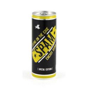 Spam Energy Drink (Amarelo) 250ml