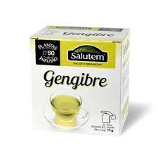 Chá Gengibre Salutem  inf50