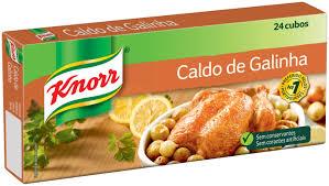 Caldo Knorr de Galinha 24 cubos