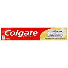 Colgate Anti-tartaro + branqueador