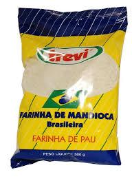 Farinha Mandioca Brasileira Trevi 500 g