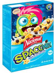 Space Mix Nacional 375g
