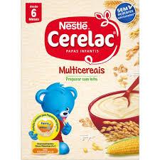 Cerelac Multicereais Nestle 250 g