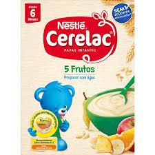 Cerelac 5 Frutos Nestle 250 g