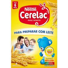 Cerelac Farinha N/Láct.Trigo 750 g