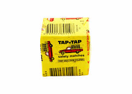 Embalagem fosforo Tap Tap