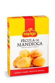 Fécula de Mandioca Espiga 250g