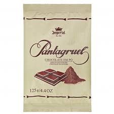 Chocolate  Em Pó Pantagruel 125g