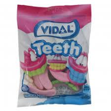 Gomas Teeth Vidal 100g