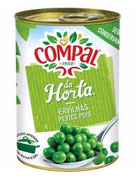 Ervilha Compal 845 g