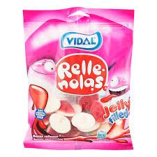 Gomas Relle Nolas Vidal 100g