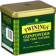Chá Twinings Gun Powder 200 g