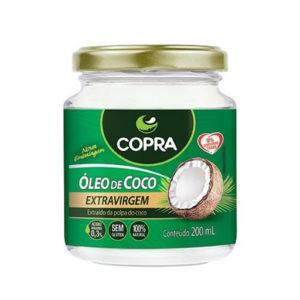 Óleo de Côco Extravirgem 200ml