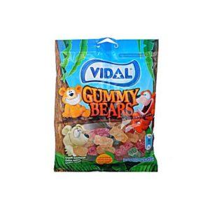 Gomas Gummy Bears Vidal 100g