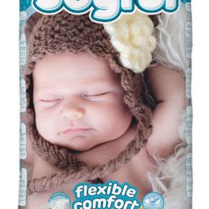 Fralda Joyful Newborn T1 2-5 kg 44pc