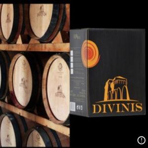Vinho Tinto Divinis Casal Frades Box5L